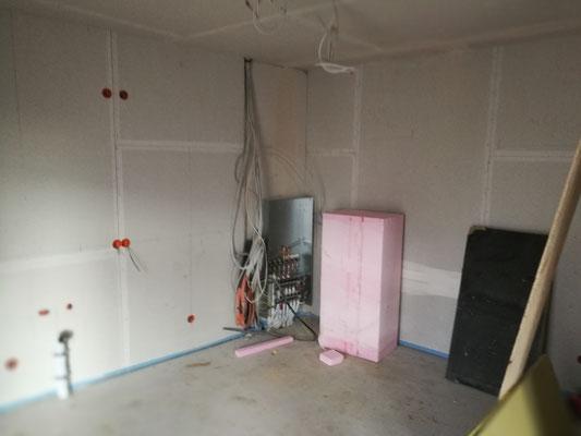 01 / 2019 - Küche Gemeinschaftsraum
