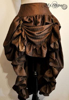 creation jupe steampunk my oppa