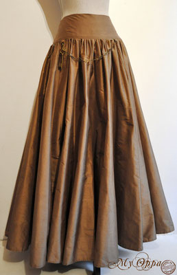 creation my oppa skirt steampunk clothes fashion