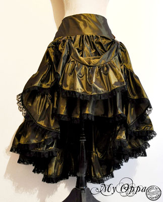 creation jupe steampunk my oppa lady skirt fashion