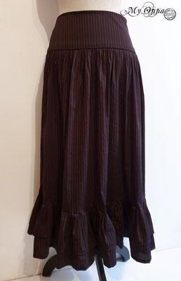 creation my oppa skirt steampunk clothes fashion costume stripe