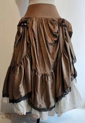 creation jupe my oppa pirate skirt fashion