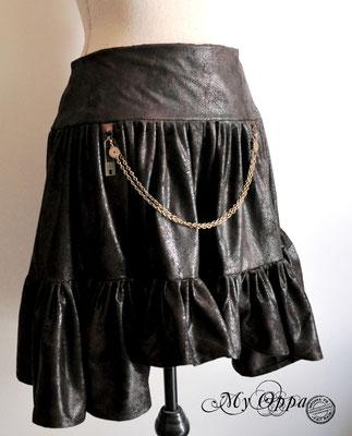 creation jupe steampunk my oppa skirt fashion