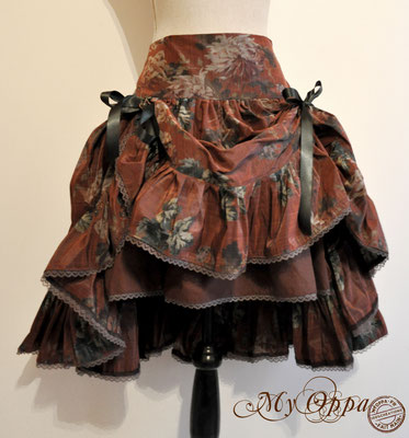 creation jupe my oppa bohème skirt fashion bohemian
