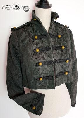 gilet vêtement steampun My Oppa