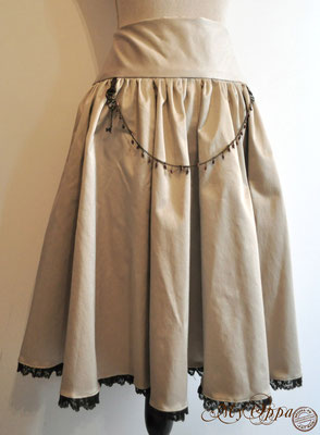 creation my oppa skirt steampunk clothes fashion costume