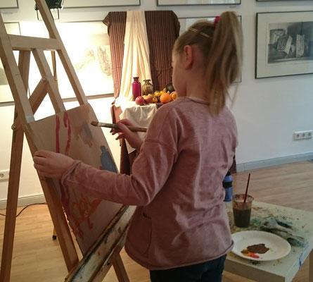 Kunstgeschichte mit Marina Popova