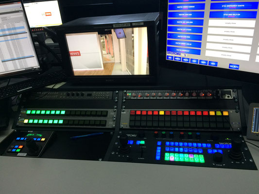 AVN-PXH12 Mix Monitor in Camera control position