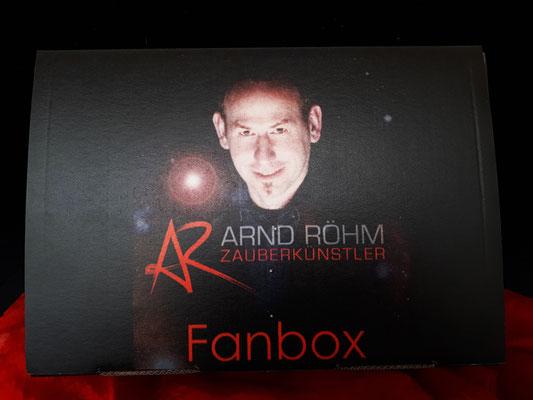 Arnd Röhm leere Box