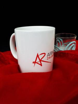Arnd Röhm-Kaffeetasse: 9,90 €uro