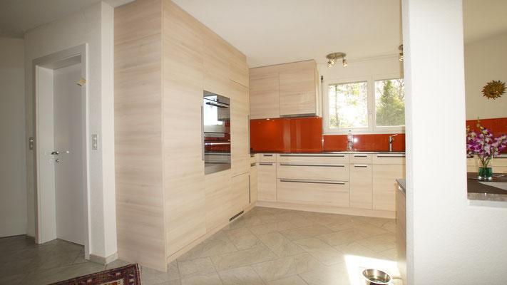 Küche, EFH Eich