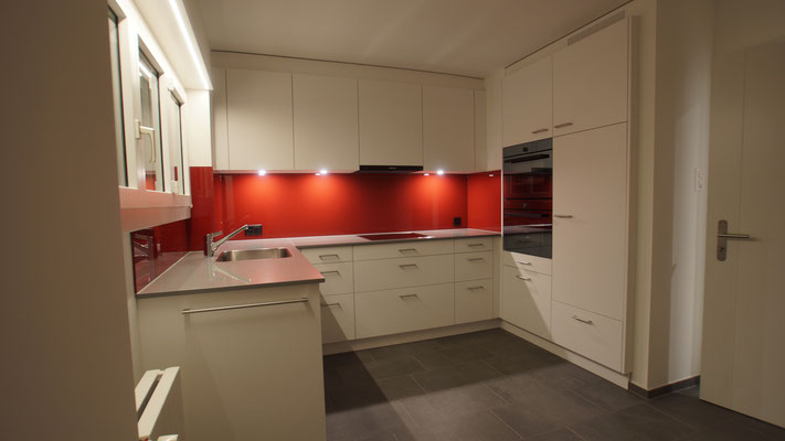 Küche EFH Rothenburg
