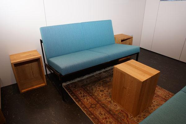 Sitzbereich in Geschäftslokal, Baar