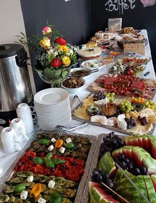 © Brot und Spiele Veranstaltungsloft Postbauer-Heng - Catering