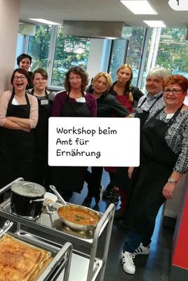 Gesunde Schulverpflegung bei © Brot und Spiele Postbauer-Heng - Workshop