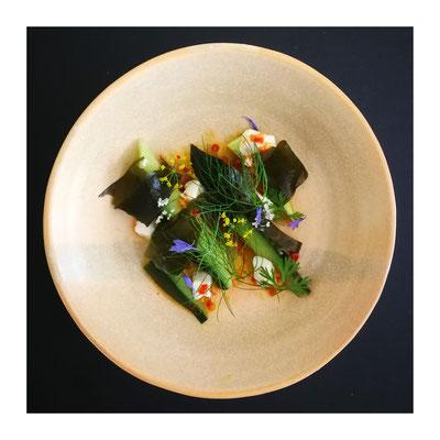 Gurke | Wakame | Tofu | Soul Salad