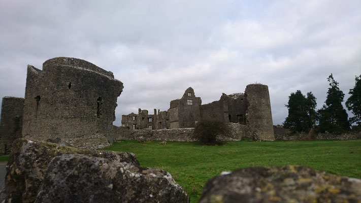 Roscommon Castle, County Roscommon, Ireland