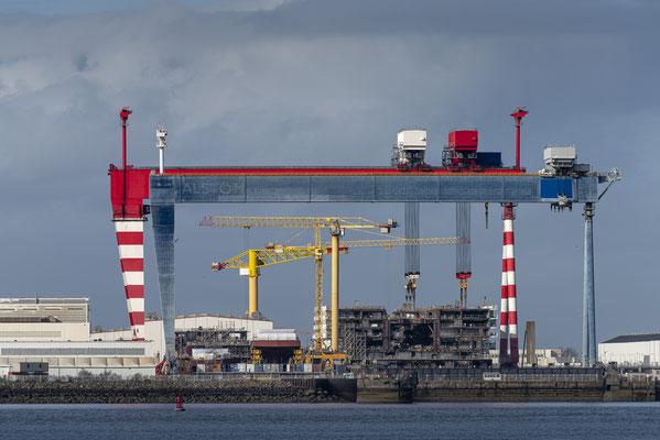 Illustration infrastructure - Chantiers de l'Atlantique