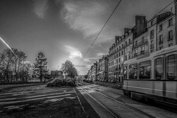 Nantes 24 - Tramway