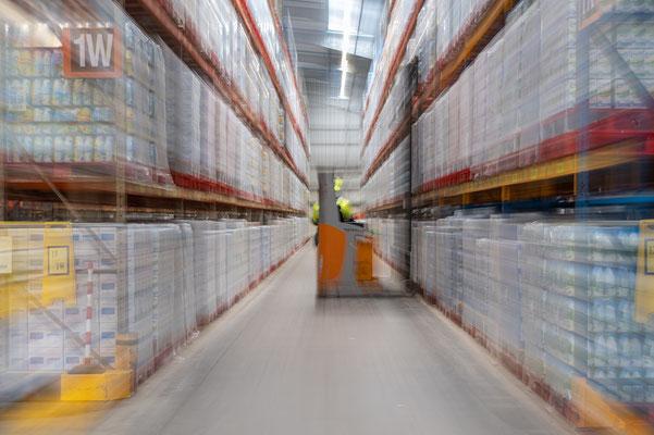Illustration du savoir-faire - Logistique