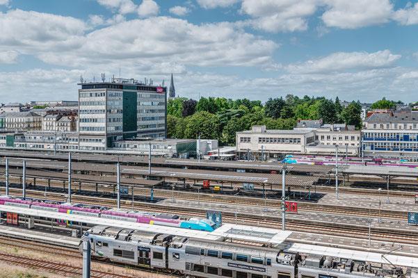 Nantes 9 - gare Sncf