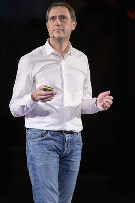 Photographie événementielle - Couverture TED X à Amnéville