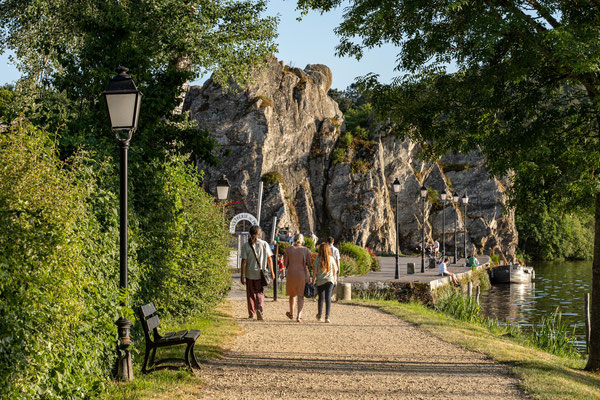 La Roche-Bernard 11 - promenade au port