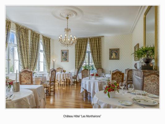 Photographie d'hôtel - Salle à manger