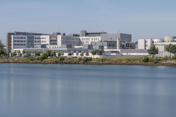 Lorient - Hôpital