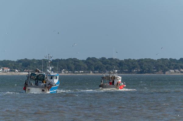 Saint-Nazaire 45 - Des pêcheurs
