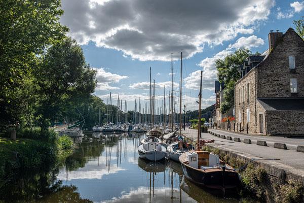 La Roche-Bernard 12 - le port