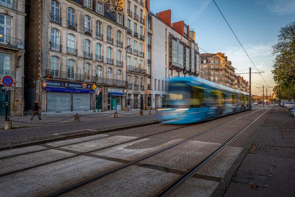 Nantes 25 - Tramway