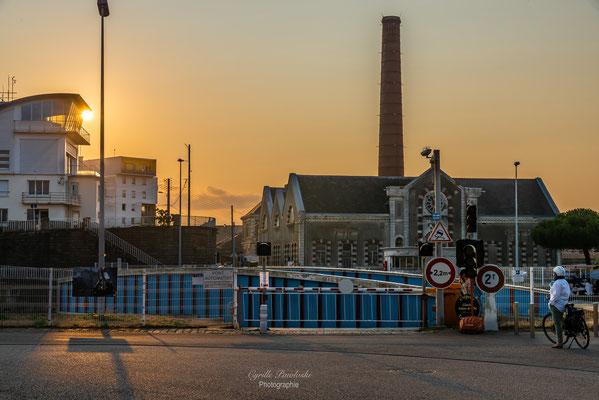 Saint-Nazaire 53 - L'usine