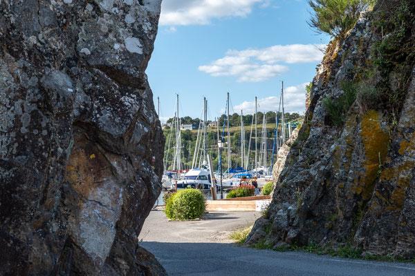La Roche-Bernard 1 - Vue du port
