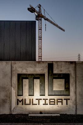 Illustration infrastructure - Bâtiment MultiBat