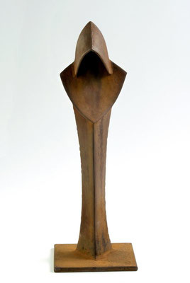 MONJE. 2003. ALTURA 41 cm. Hierro