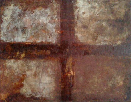 2013. 24 x 16 cm. Técnica mixta sobre cartón.