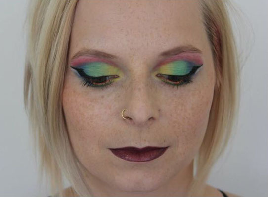 Make-up Kundenwunsch