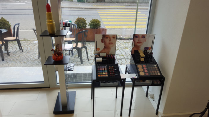 Make-up Sortiment von Yves Stöckli