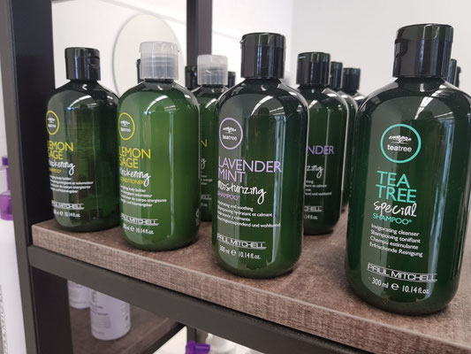 Tea Tree Linie von Paul Mitchell