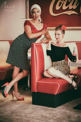Model: Rena & Mareike