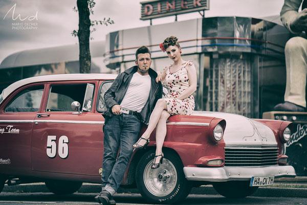 Model: Jan & Mareike