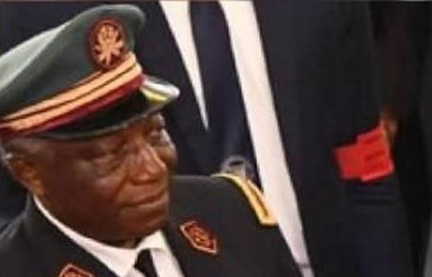 Colonel Marius Etoundi
