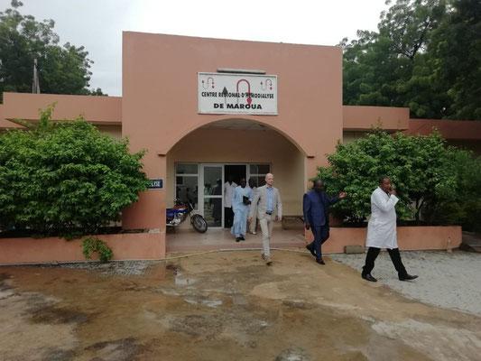 Marhé Centre d'hémodialyse de l;Hopital régional