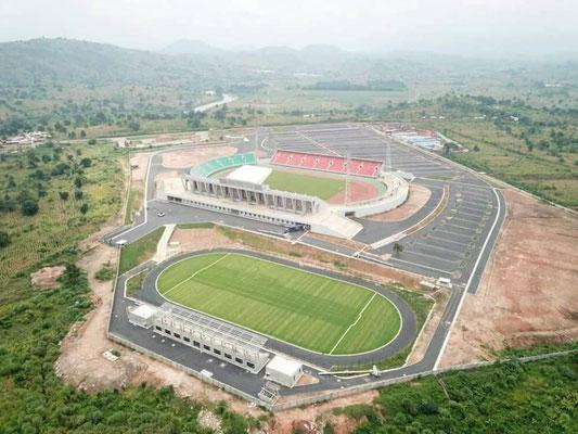 Stade de Bafoussam Kouekong