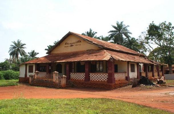 AbongMbang Sous-préfecture