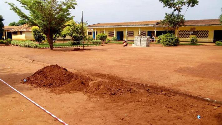 Abong Mbang, le Lycée classique