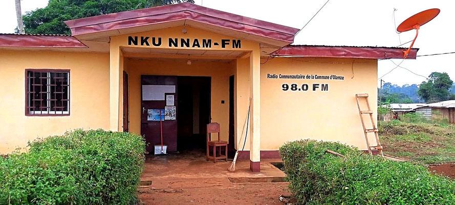 Olamze, la radio communautaire