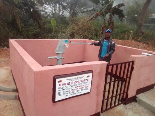 Ngoulemakong, un puits