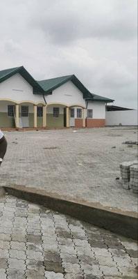 Ebolowa, Centre spécialisé de prise en charge des patients du Covid-19